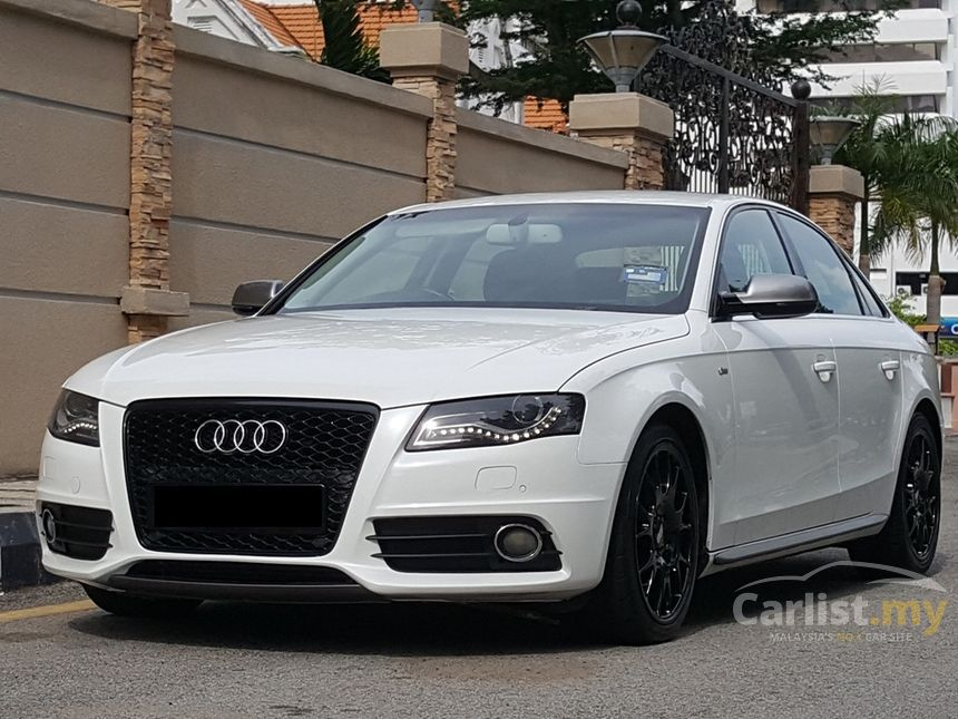 audi a4 2011 tfsi 1 8 in penang automatic sedan white for rm 86 500 3739847. Black Bedroom Furniture Sets. Home Design Ideas