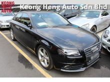 2011 Audi A4 2.0 (A) S-Line Full Spec (TRUE YR 11) Accident Free. PRICE CAN NEGO. CALL ME NOW WHILE STOCK LASTS