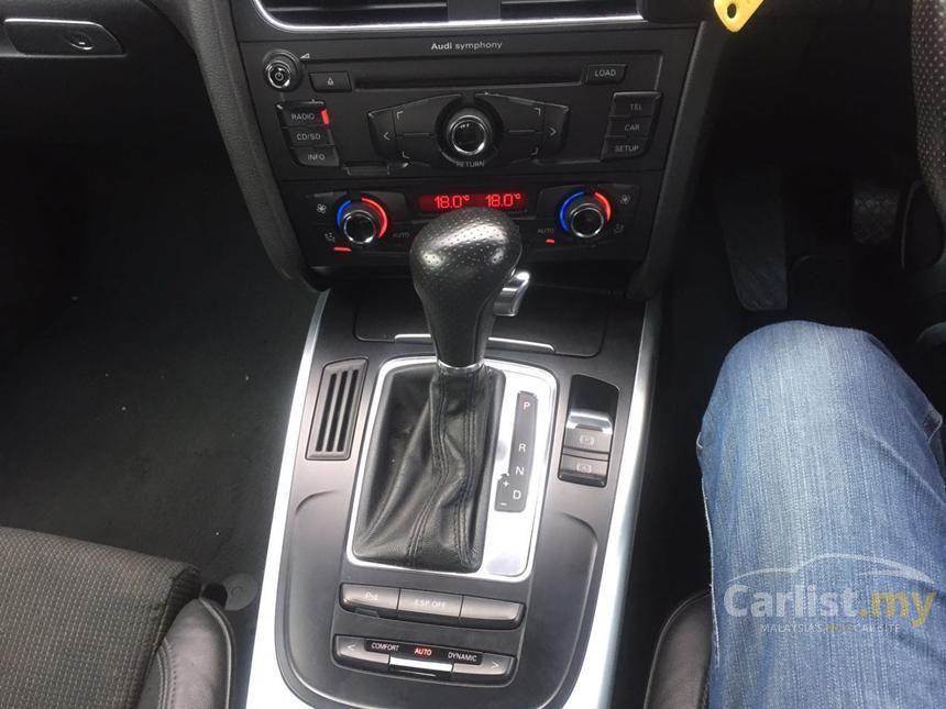 2008 Audi A4 TFSI Sedan