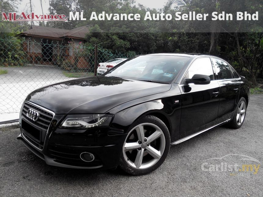 audi a4 2011 tfsi s line 1 8 in selangor automatic sedan. Black Bedroom Furniture Sets. Home Design Ideas