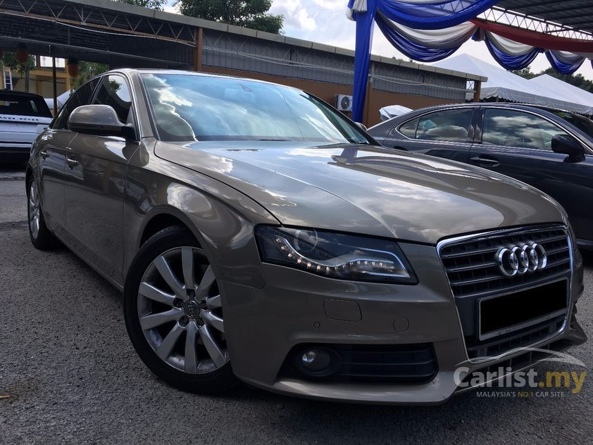 audi a4 2010 tfsi 1 8 in kuala lumpur automatic sedan gold for rm 66 800 3422248. Black Bedroom Furniture Sets. Home Design Ideas