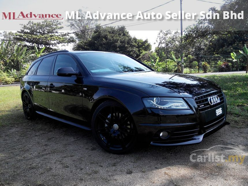 audi a4 2009 tfsi quattro s line 2 0 in selangor automatic sedan black for rm 89 800 3491868. Black Bedroom Furniture Sets. Home Design Ideas