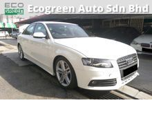 2009 Audi A4 1.8 TFSI Sedan - Good Condition