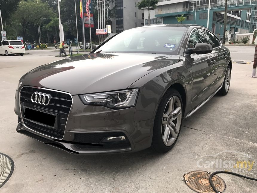audi a5 sportback 2014 2 0 tfsi quattro 2 0 in selangor. Black Bedroom Furniture Sets. Home Design Ideas