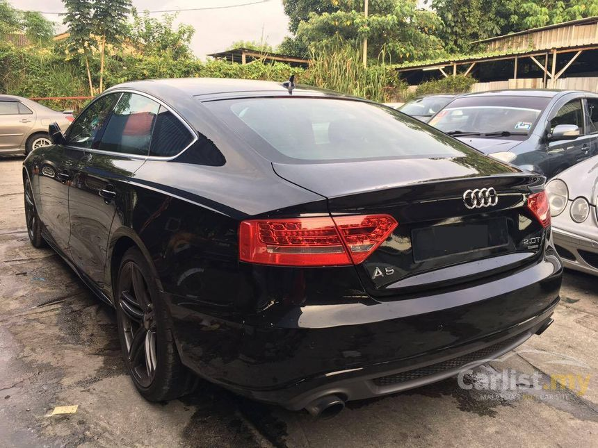 audi a5 sportback 2010 in selangor automatic black for rm 135 800 3297803. Black Bedroom Furniture Sets. Home Design Ideas