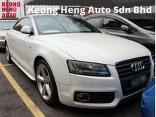 2009 Audi A5 2.0 S-Line (A) (REG 12) Nice No. 1881. 72,000km Only Like Brand New Car. PRICE CAN NEGO. CALL ME NOW