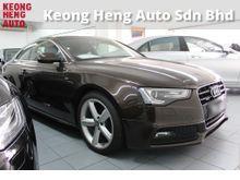 2012 Audi A5 2.0 S-Line (A)