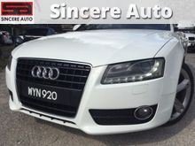 (SAVE RM10K)(HARI RAYA PROMOTION) 2010 Audi A5 2.0 TFSI Coupe MMi Auto Seat 10