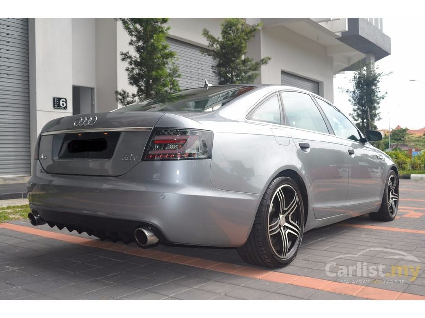 audi a6 2008 2 0 in melaka automatic sedan silver for rm 59 800 3766284. Black Bedroom Furniture Sets. Home Design Ideas