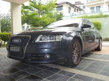 2008 C6 (2004 - 2011) Audi A6 2.0 Sedan
