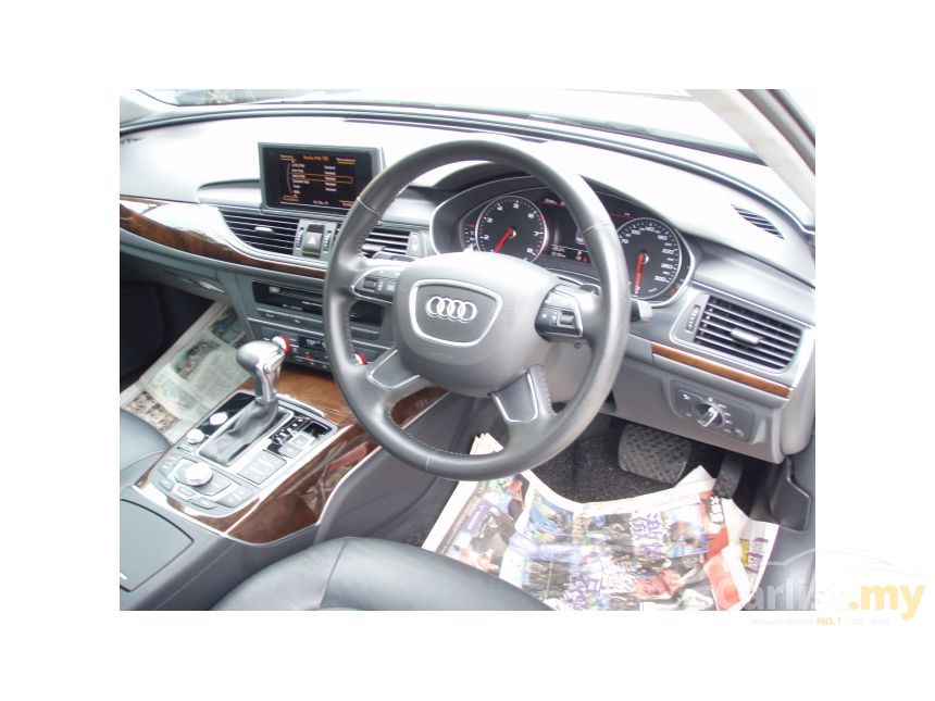2012 Audi A6 TFSI Sedan