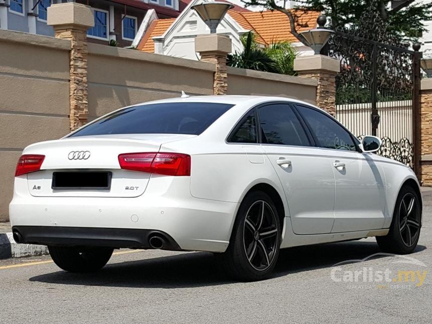 2011 Audi A6 TFSI Sedan