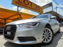 2012 Audi A6 2.0 TFSI Sedan - ORIGINAL YEAR MAKE - CALL FOR CONFIRM - JUST DRIVE AND NO REPAIR