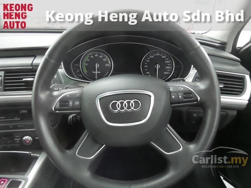 2013 Audi A6 TFSI Sedan