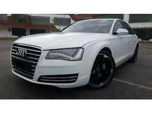 2013 Audi A8 3.0 L (A) TFSI - V6 TURBO QUATTRO  BLK EDITION - LIKE NEW - LOW MILEAGE - JUST DRIVE AND NO REPAIR