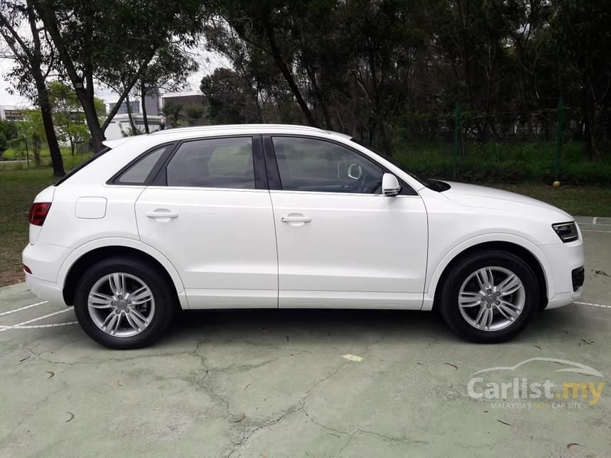 2012 Audi Q3 TFSI Quattro SUV