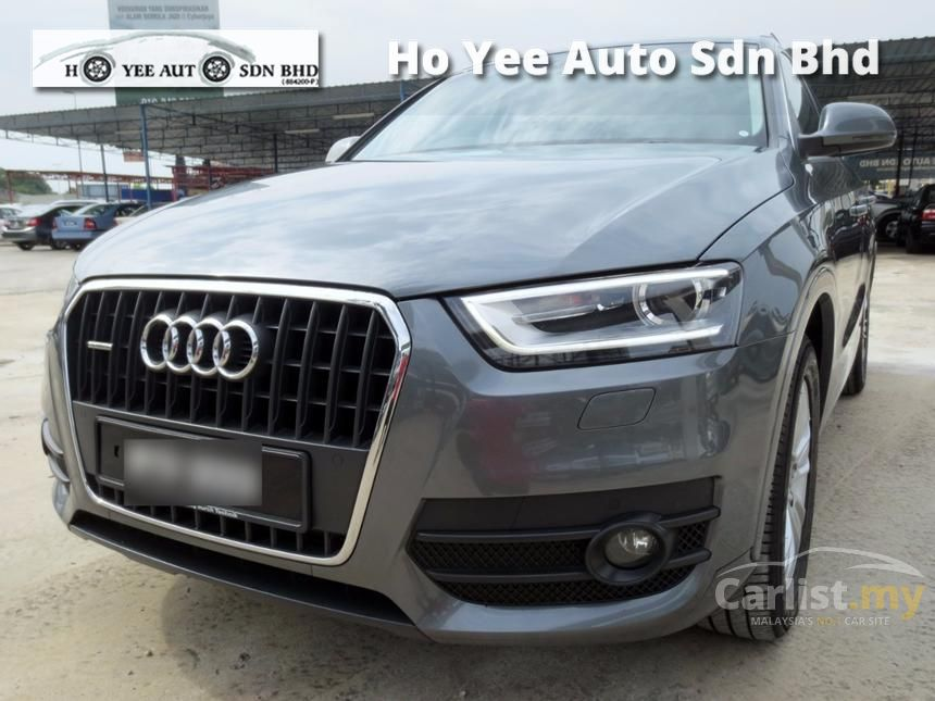 Audi Tfsi Quattro In Selangor Automatic Suv Grey For
