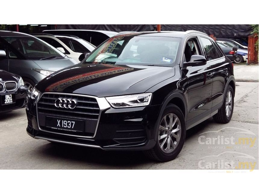 audi q3 2017 tfsi 1 4 in selangor automatic suv black for rm 178 800 3684616. Black Bedroom Furniture Sets. Home Design Ideas