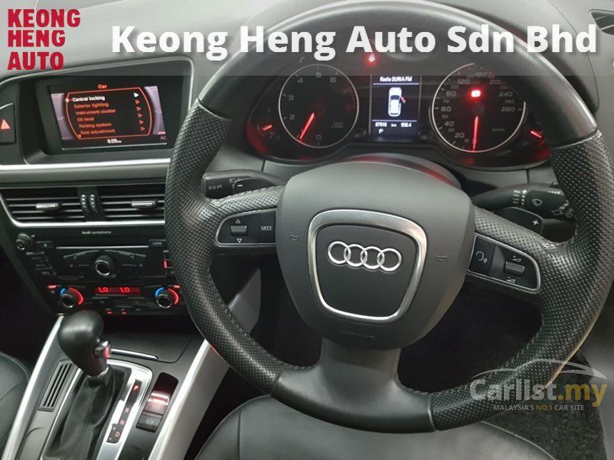 2010 Audi Q5 TFSI SUV