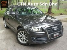 2011 Audi Q5 2.0 TFSI SUV LOCAL SPEC QUATTRRO NO CHEATING MANUFACTURE YEAR TIP TOP CONDITIONS
