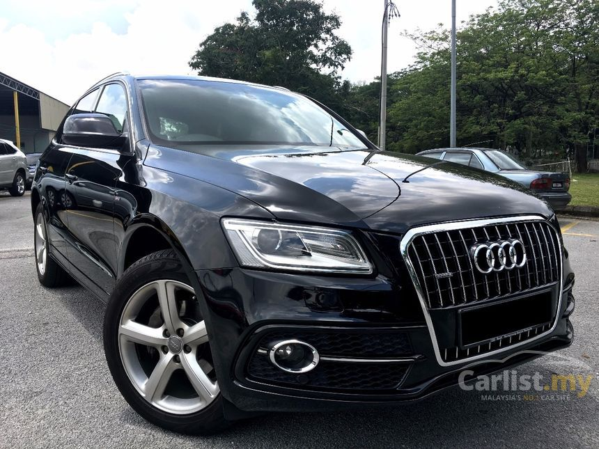 audi q5 2014 tfsi quattro 2 0 in kuala lumpur automatic suv black for rm 144 800 3720835. Black Bedroom Furniture Sets. Home Design Ideas
