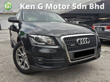 2012 Audi Q5 2.0 TFSI SUV QUATTRO FULL LOAN 0 DOWNPAYMENT ONE YEAR WARRANTY T and C