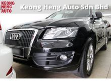 2012 Audi Q5 2.0 (A) (TRUE YR 12) Like Brand New Car. Accident Free. Well Maintained. MANY UNITS SPECS COLOR AVAILABLE. CALL NOW FOR MORE DISCOUNT