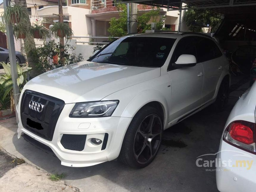 audi q5 2010 tfsi quattro s line 2 0 in kedah automatic suv white for rm 123 888 3771119. Black Bedroom Furniture Sets. Home Design Ideas
