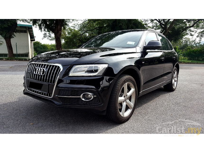 audi q5 2014 tfsi quattro 2 0 in kuala lumpur automatic suv black for rm 144 800 3721939. Black Bedroom Furniture Sets. Home Design Ideas