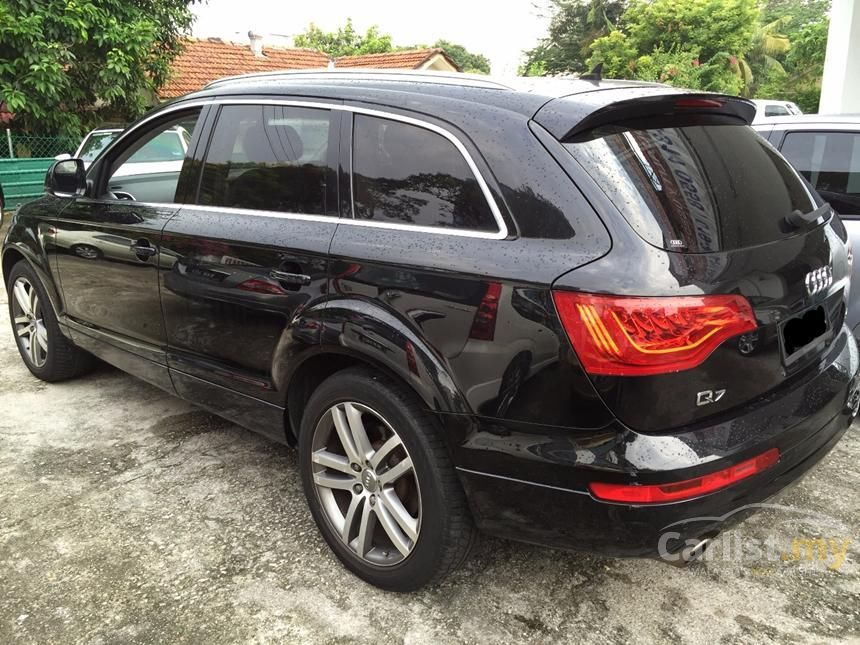 audi q7 2007 fsi 4 2 in selangor automatic suv black for. Black Bedroom Furniture Sets. Home Design Ideas