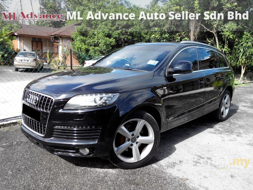 audi q7 2006 fsi quattro 4 2 in selangor automatic suv black for rm 88 800 3752573. Black Bedroom Furniture Sets. Home Design Ideas