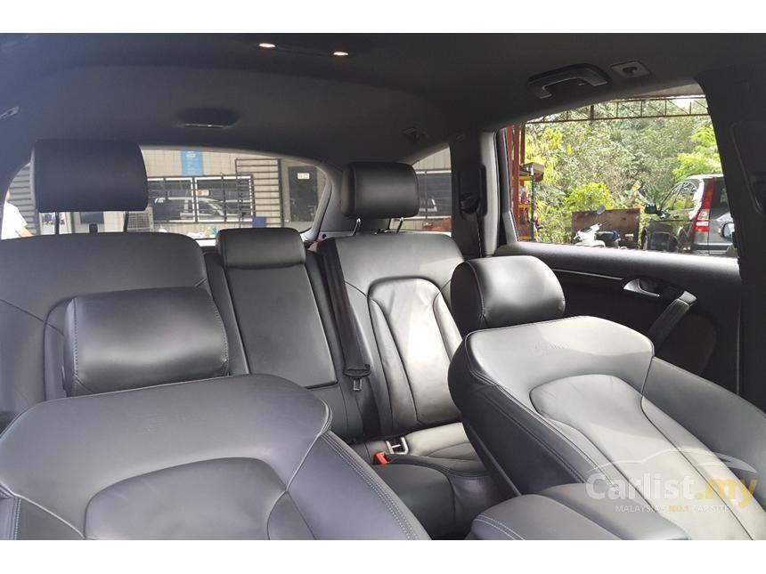 2010 Audi Q7 TDI SUV