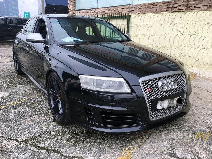 Audi Rs6 2009 5 0 In Kuala Lumpur Automatic Wagon Black