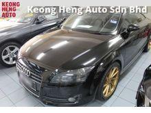 2009 Audi TT 2.0 (A)