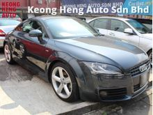 2009 Audi TT 2.0 (A) S-Line. REG YR 2014. Low Mileage (26,000km Only). Like Brand New Car. FEW UNITS AVAILABLE. CALL ME NOW FOR MORE DISCOUNT
