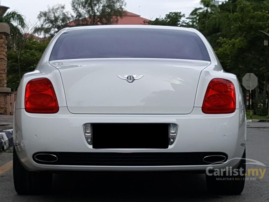 2006 Bentley Continental Flying Spur Sedan