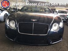 2012 Bentley Continental GT 4.0 G Coupe