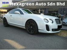 2010 Bentley Continental GT Supersports Coupe - Perfect Condition