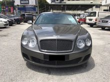 2010 Bentley Continental Flying Spur Speed 6.0 W12