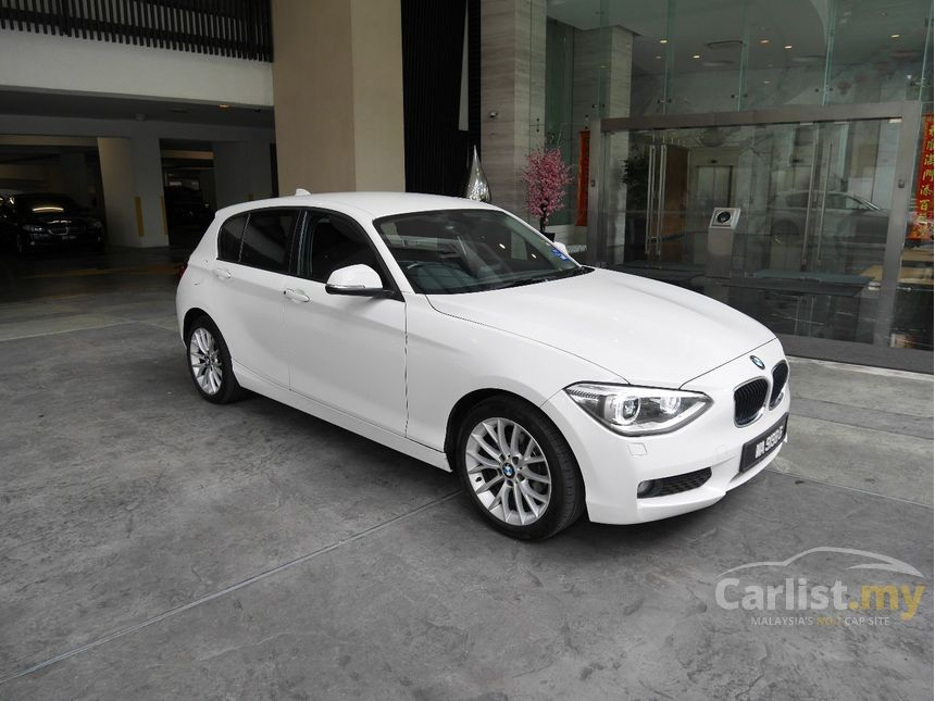 bmw 116i 2013 1 6 in kuala lumpur automatic hatchback white for rm 90 000 3484634. Black Bedroom Furniture Sets. Home Design Ideas