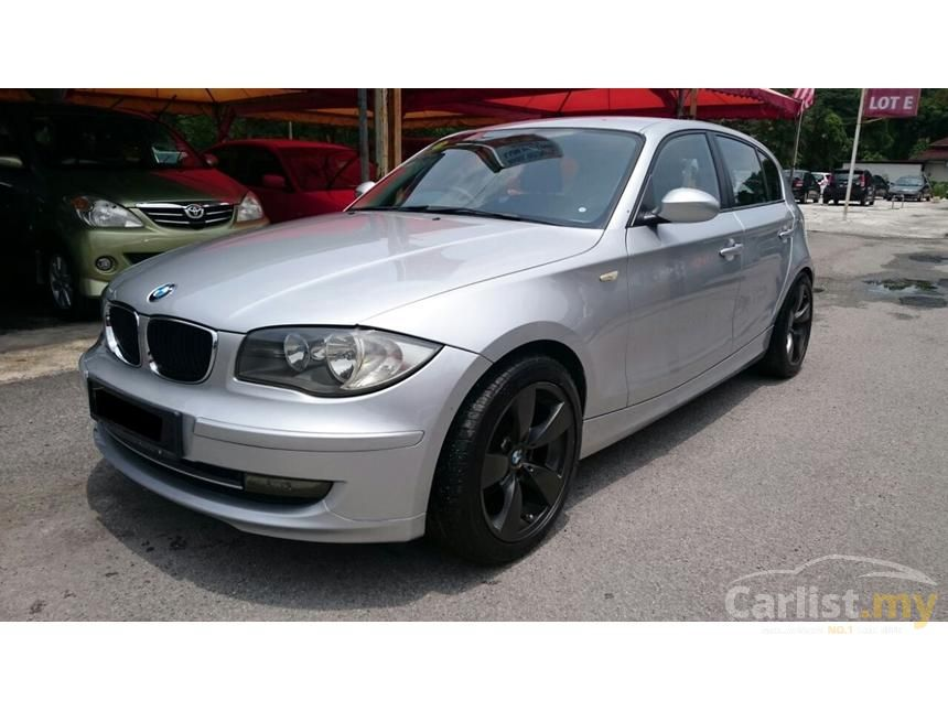 bmw 116i 2008 1 6 in kuala lumpur automatic hatchback silver for rm 47 900 3102468. Black Bedroom Furniture Sets. Home Design Ideas