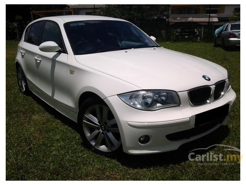 2004 BMW 120i Hatchback