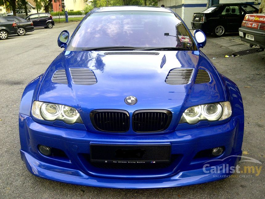 2001 bmw 325ci coupe review