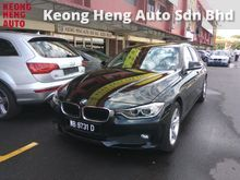 2015 BMW 316i F30 WARRANTY TILL (2018) FS RECORD