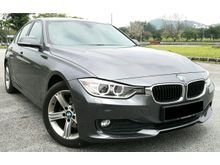 2015 BMW 316i 1.6 (A) ORIGINAL TIP TOP CONDITION GUARANTEED