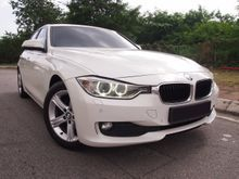 BMW 316i 1.6 F30 LUXURY SPEC SEDAN SPORT PERFECT CONDITION VIEW TO BELIEVE 2013