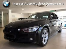 2013 BMW 316i 1.6 Sedan WITH BMW WARRANTY AND FULL SERVICE RECORD