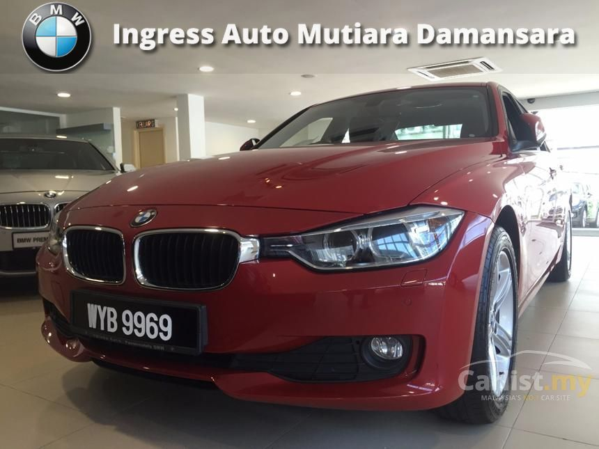 2014 BMW 316i Sedan