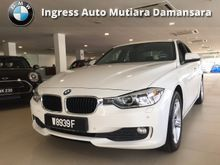 2014 BMW 316i 1.6 Sedan WITH BMW WARRANTY