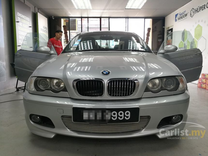 BMW 318Ci 2000 19 in Selangor Automatic Coupe Silver for RM